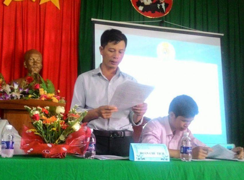 Hội nghị cán bộ, công chức, viên chức, người lao động 2015 – 2016